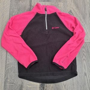 RIPZONE girls fleece pullover